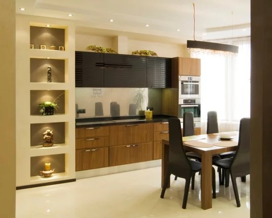 Modern Living Room Decorating Ideas With Wall Niche Designs Fashion Decor Tips