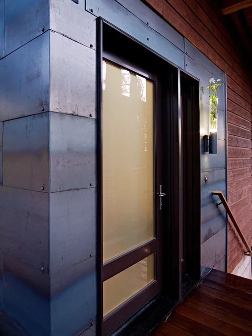 Hot Rolled Steel Siding Ideas Pictures Remodel And Decor
