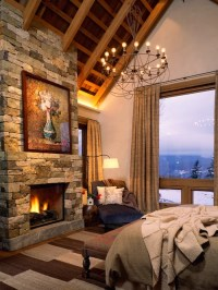 Stone Fireplaces | Houzz