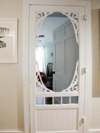 Decorative Screen Doors Home Design Ideas, Pictures ...