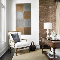 White Wall Decorations Living Room Design With Hardwood Floors Tiles Ideas Photos Houzz Inspiration For A Timeless Remodel In Austin Walls