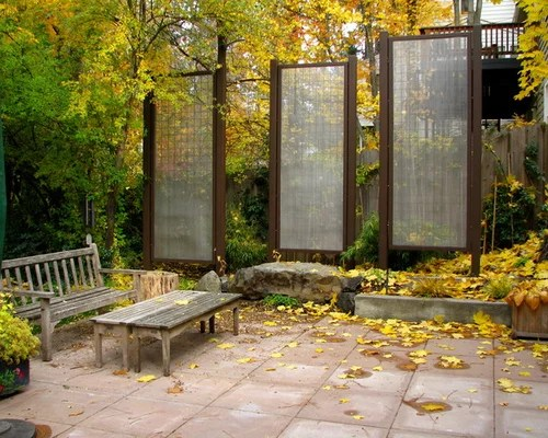 Garden Screen Houzz
