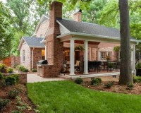 Outdoor Fireplace Grill | Houzz