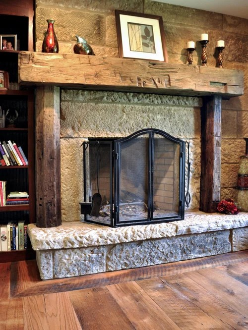 Antique Barn Beams Home Design Ideas Pictures Remodel