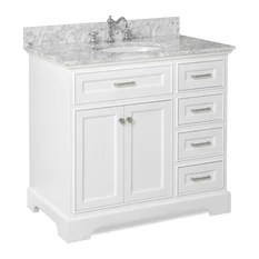 24 inch console bathroom vanities | houzz
