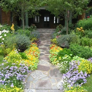 popular victorian landscaping