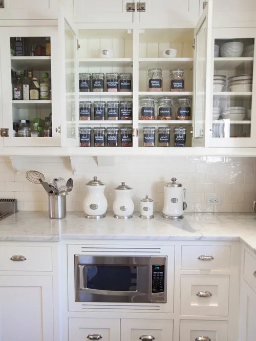 shaker kitchen island backsplashes in kitchens under counter microwave ideas, pictures, remodel and decor