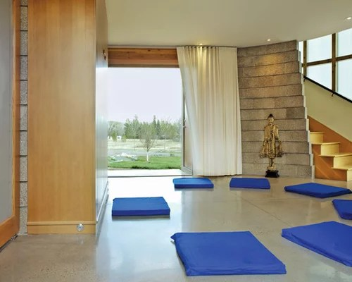 home yoga studio design ideas : brightchat.co