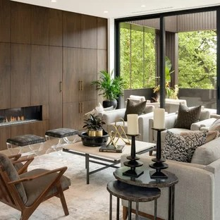 contemporary living room design ideas how to decorate a small apartment 75 most popular for 2019 open concept dark wood floor and brown idea in