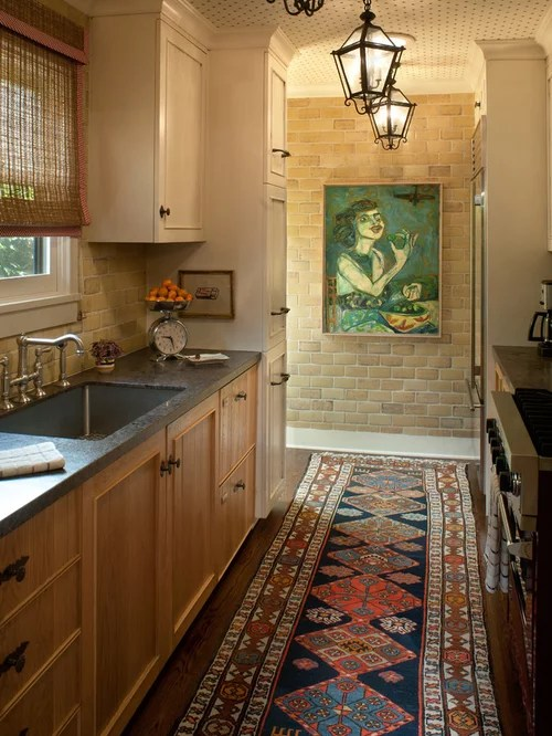 rugs for hardwood floors in kitchen dinettes spanish rug | houzz
