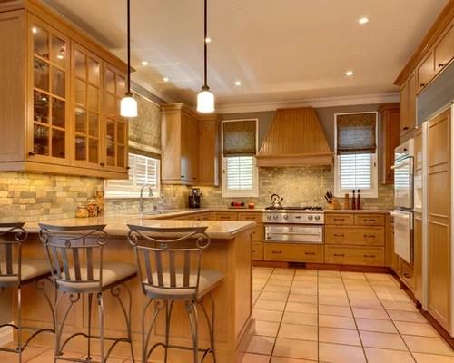 Best Stone Kitchen Backsplash Design Ideas  Remodel