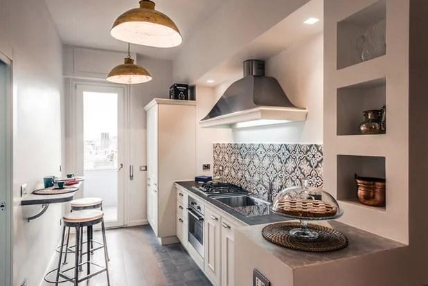 Di transizione Cucina by MoRe than architecture studio