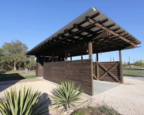 Enclosed Carport Home Design Ideas Renovations Amp Photos