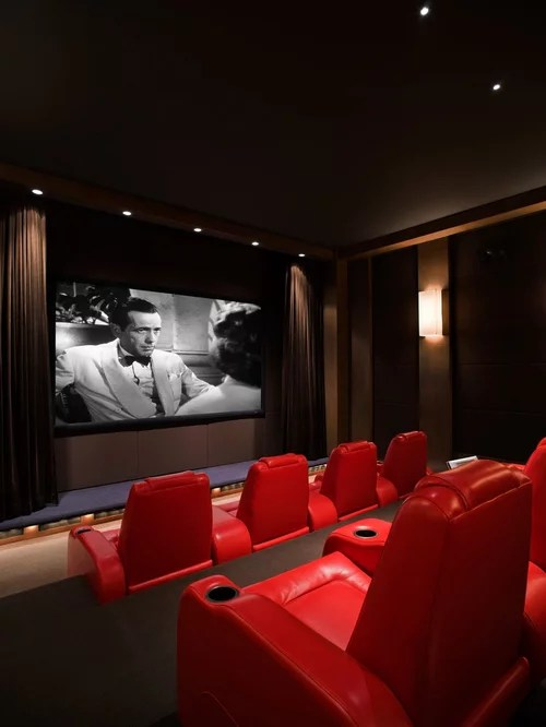 Theater Curtains  Houzz