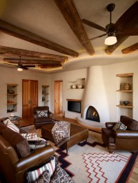 Santa Fe-Style Ideas, Pictures, Remodel and Decor