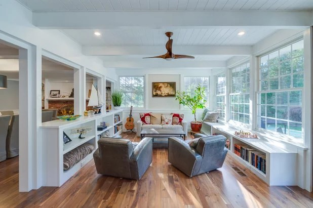 ceiling fan size for living room gloss white furniture how to choose a comfort and style contemporary by raphael architects