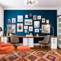 Our 25 Best Eclectic Home Office Ideas & Decoration ...