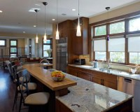 Split-Level Counter Home Design Ideas, Pictures, Remodel ...