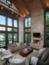 Modern Rustic Home Design Ideas, Pictures, Remodel and Decor