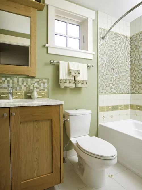 Window Above Toilet  Houzz