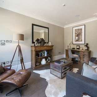 brown and grey living room ideas colours for walls photos houzz inspiration a traditional in london with floors