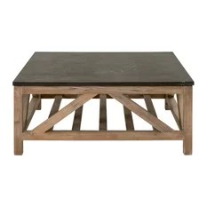 50 most popular stone top coffee tables