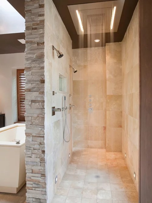Walk In Shower Pictures Home Design Ideas Pictures Remodel and Decor