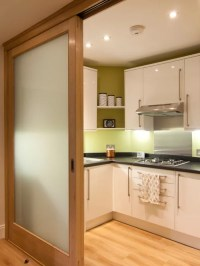 Sliding Door Kitchen Home Design Ideas, Pictures, Remodel ...