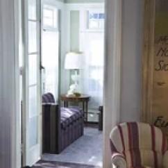 Montreal Sectional Sofa In Slate Lodge Sleeper Brooklyn Brownstone Sunroom - Eclectic New ...