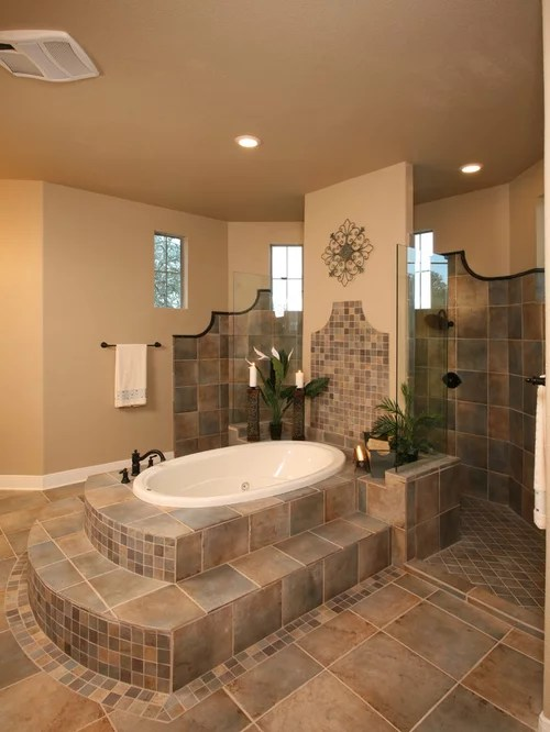 Best Garden Tub Design Ideas & Remodel Pictures Houzz
