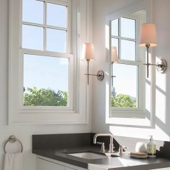 Undermount Farmhouse Kitchen Sink Bench Seating Powder Room Home Design Ideas, Pictures, Remodel ...