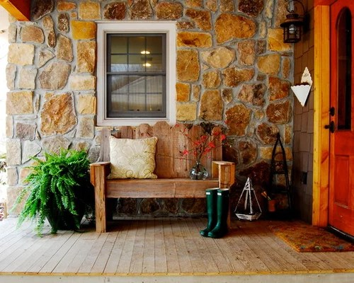 Rustic Bench Design Ideas Amp Remodel Pictures Houzz