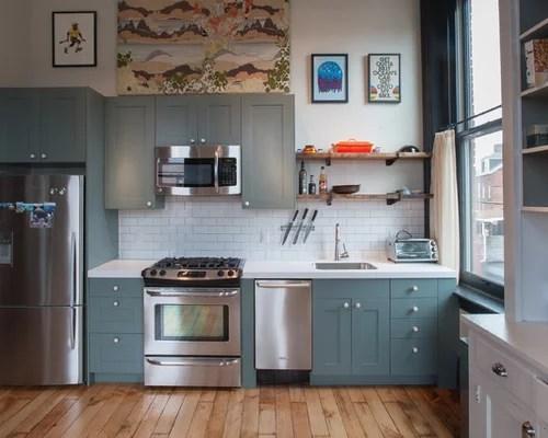 ikea kitchens cabinets kitchen prep sink blue | houzz