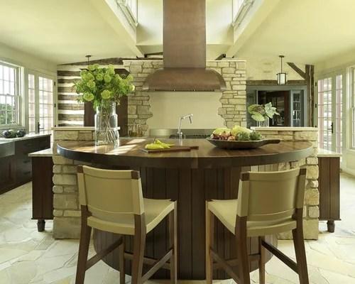 kitchen corner bench seating tiles for backsplash round island | houzz