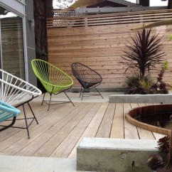 Acapulco Chair Target Posture Staples How To Design A Calming Minimalist Garden