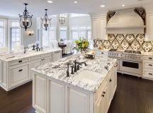 Granite Countertop With White Cabinets Home Design Ideas ...
