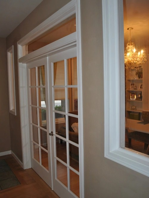 French doors home office interior french doors transoms home office design ideas remodels planetlyrics Image collections