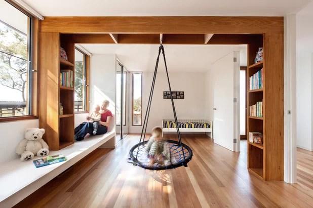 9 Ideen fr Schaukeln im Kinderzimmer  einmal anschubsen