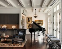 Baby Grand Piano Room Ideas, Pictures, Remodel and Decor