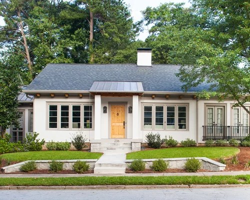 ranch style home curb appeal