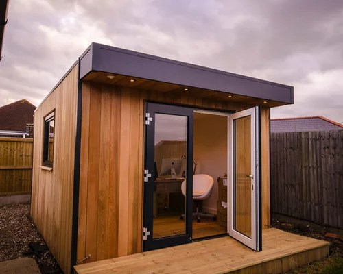 Best Garden Office Design Ideas & Remodel Pictures Houzz