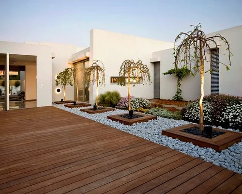 modern landscape ideas design