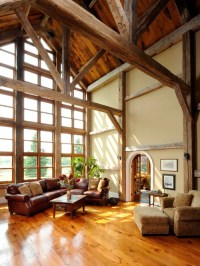 Rustic Wood Beams | Houzz