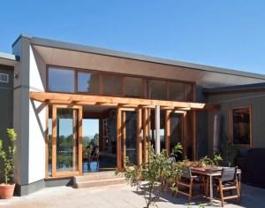 Courtyard House Habitech Systems Australian