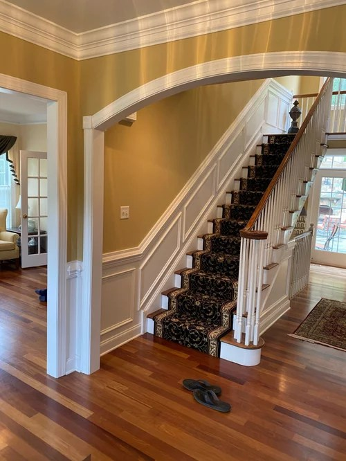 Paint Color With Brazilian Cherry Wood Floors