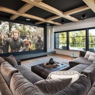 75 Most Popular Home Theater Design Ideas For 2019