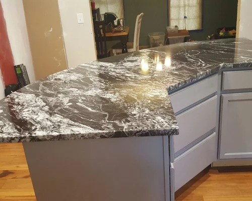 amazon kitchen cabinets swinging door silver wave granite ( fredericksburg, va )