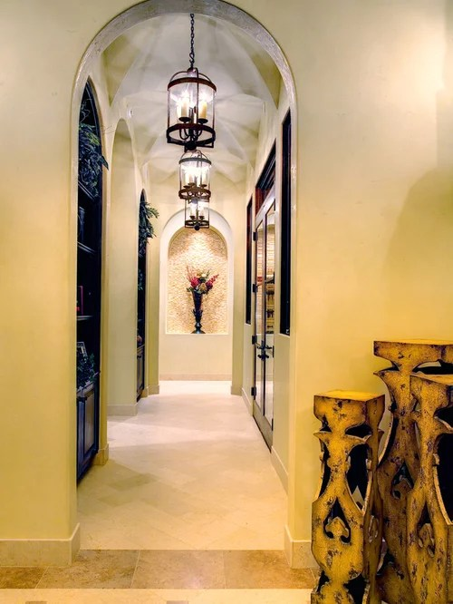 Hallway Niche Home Design Ideas Pictures Remodel And Decor