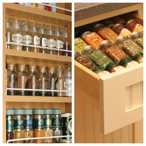poll spice rack vs spice drawer