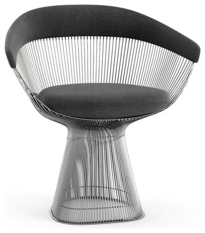 steelcase sofa platner cuddle chair land 14 spaces with the iconic from around world houzz modern armchairs accent chairs by knoll